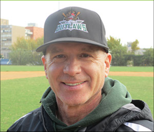 STEVE MROWKA | Baseball Coach | Mizuno Outlaws Baseball